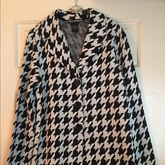 Nina Leonard Jackets & Blazers - Nina Leonard Pant Suit